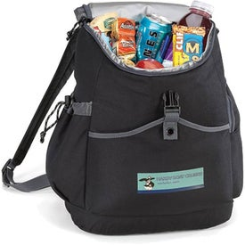 Park Side Backpack Cooler for Your Company