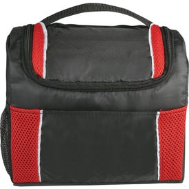 Personalized Peak Lunch Cooler Bag
