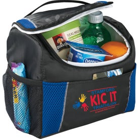 Peak Lunch Cooler Bag Printed with Your Logo