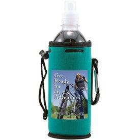 Penguin Bottle Cooler (Full Color Logo)