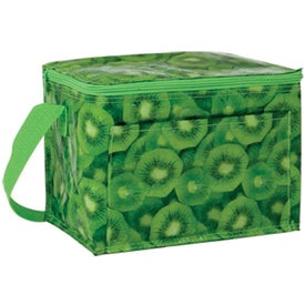 PhotoGraFX 6-Pack Cooler Imprinted with Your Logo