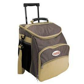 Pinnacle 4 Person Rolling Picnic Cooler Branded with Your Logo