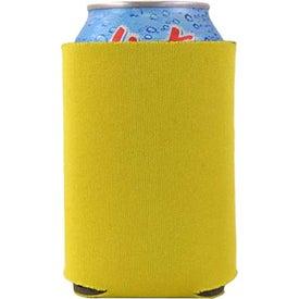Logo Pocket Can Cooler