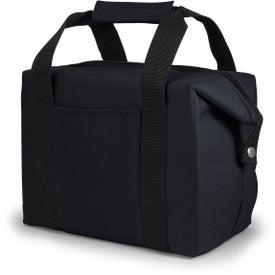 Imprinted Pocket Kooler Bag 12 Pack