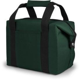 Pocket Kooler Bag 12 Pack Imprinted with Your Logo