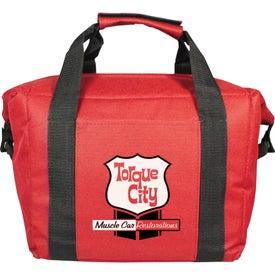 Logo Pocket Kooler Bag 12 Pack