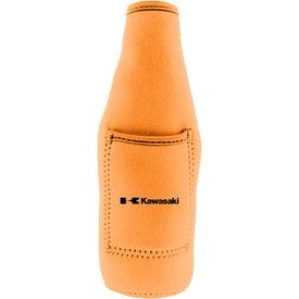 Pocket Stubby Bottle Cooler for Marketing