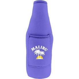 Advertising Pocket Stubby Bottle Cooler