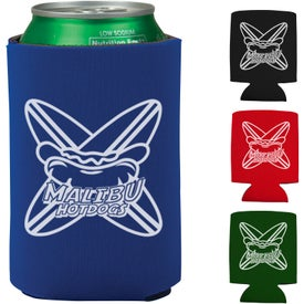 Customizable Pocket Can Holder