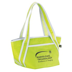 Monogrammed PolyPro Non-Woven Cooler Tote