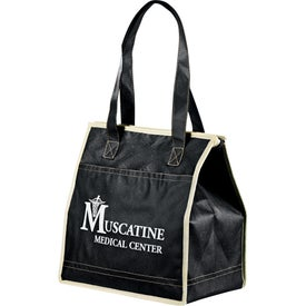 PolyPro Non-Woven Diamond Insulated Tote