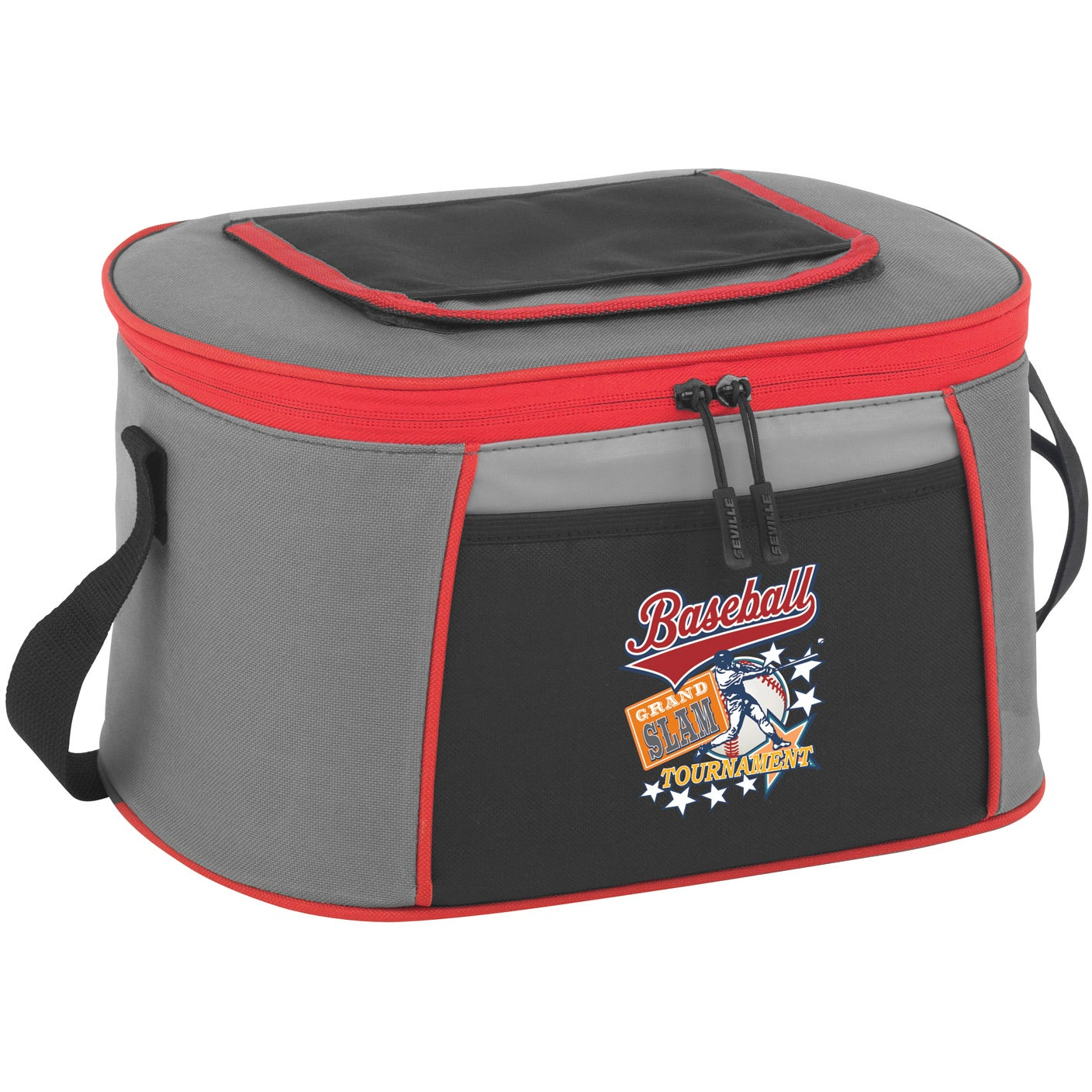 Custom Can Coolers ~ Pop top can cooler promotional coolers ea
