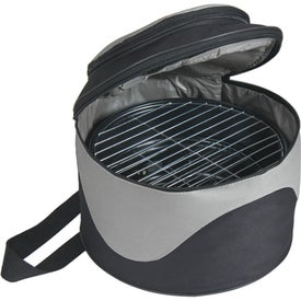 Portable BBQ Grill and Kooler for Your Church