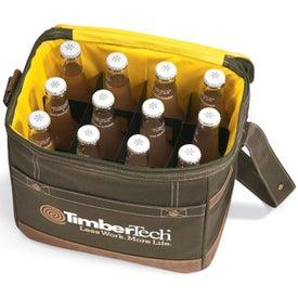 Monogrammed Precision Bottle Cooler