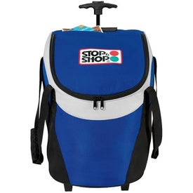 Advertising Quest Wheeled Cooler