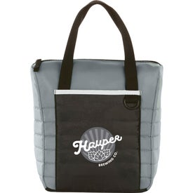 Quilted 12-Can Lunch Coolers