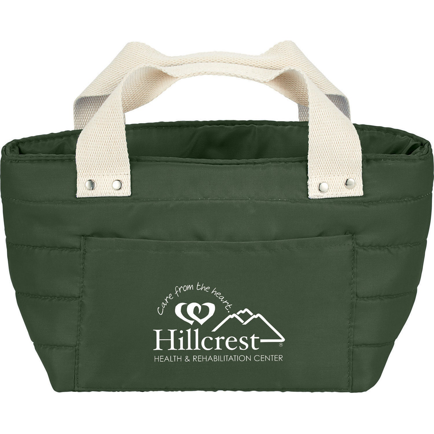 Quilted Lunch Cooler
