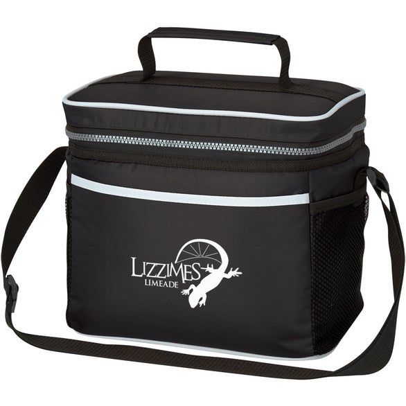 Black Rampage Cooler Lunch Bag