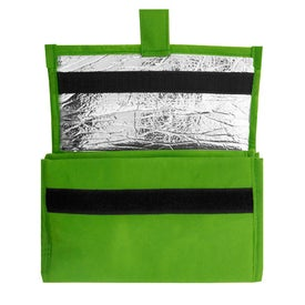 Advertising Recycled Non Woven Lunch Cooler