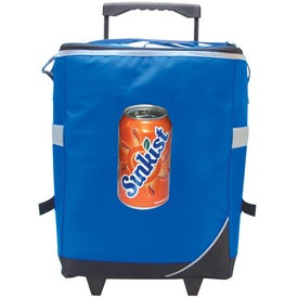 Logo Rolling Collapsible Cooler