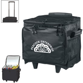 Rolling Kooler Imprinted with Your Logo