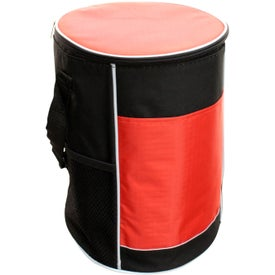 Round Cooler Bag for Advertising