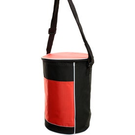 Round Cooler Bag for Marketing
