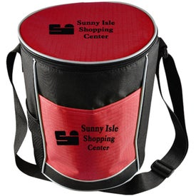 Round Cooler Bag with Your Logo