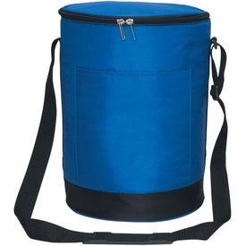 Custom Round Kooler Bag