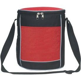 Personalized Round Kooler Bag