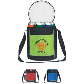 "Round Kooler Bag (10"" x 8"" Dia.)"