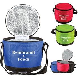 Round Lunch Cooler