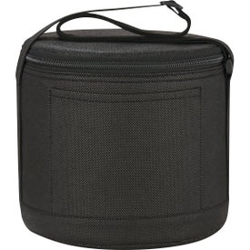 Round Non-Woven Kooler Bag for Your Company