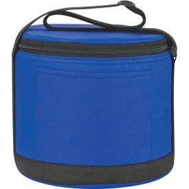 Promotional Round Non-Woven Kooler Bag