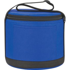 Round Insulated Non-Woven Kooler Bag for Your Church