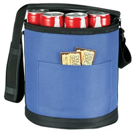 Advertising Round Pop Up Insulated Cooler