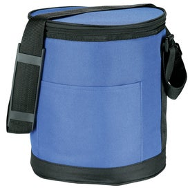 Company Round Pop Up Insulated Cooler