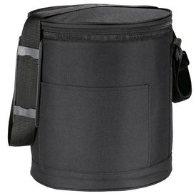 Customized Round Pop Up Insulated Cooler