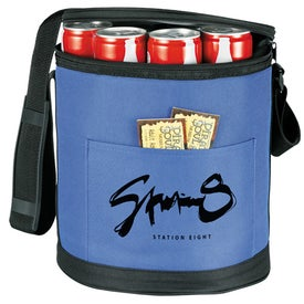 Round Pop Up Insulated Cooler