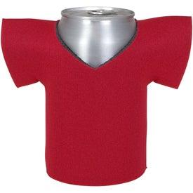 Monogrammed Shirt Coolie
