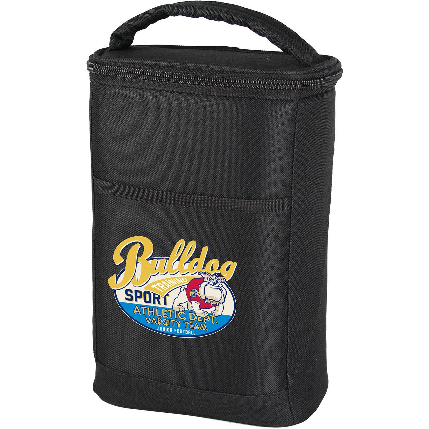 Custom Can Coolers ~ Promotional sidekick can coolers with custom logo for