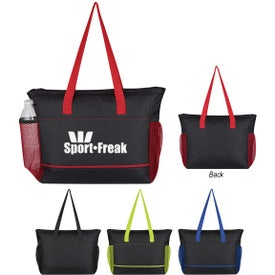 Signature Cooler Tote Bag