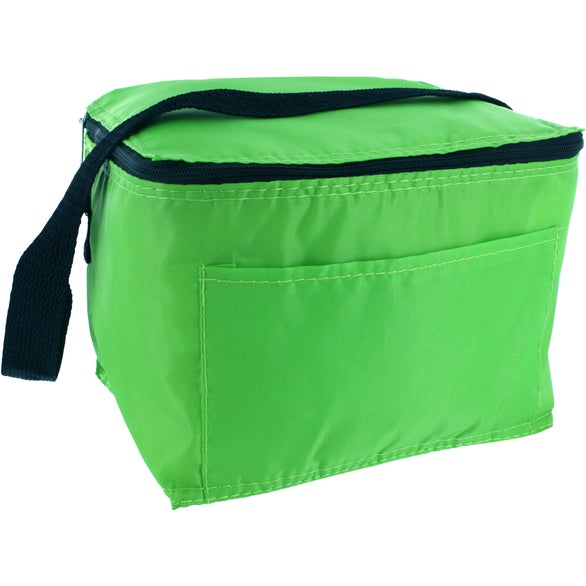 6 Pack Cooler ~ Insulated pack lunch cooler promotional coolers ea