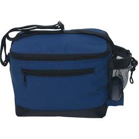 Six Pack Kooler Bag for Advertising