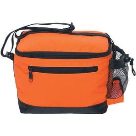 Advertising Six Pack Kooler Bag