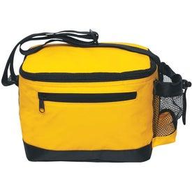 Branded Six Pack Kooler Bag
