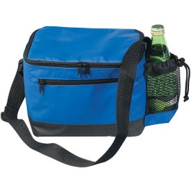 Six Pack Kooler Bag Imprinted with Your Logo