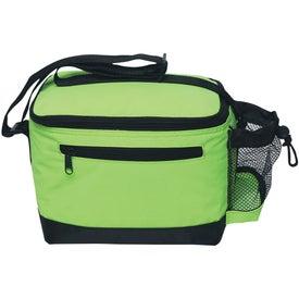 Printed Six Pack Kooler Bag