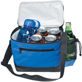 Custom Six Pack Kooler Bag
