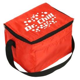 Imprinted Snow Roller Cooler Bag